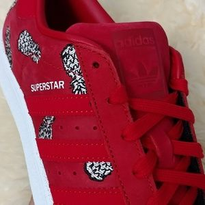 adidas Shoes - Adidas Originals X Farm Pineapple Superstars - 7